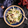 Chicken, Grapes and Feta Salad