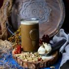 Iced Cardamom Coffee
