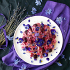 Blackberry Lavender Pasta