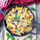 Ratatouille Mac and Cheese