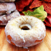 Apple Cardamom Cake Donuts
