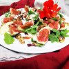 Fig Pear Feta Salad