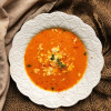 Carrot Parsnip Soup