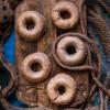 Irish Cream Cake Donuts