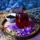 Blackberry Lavender Lemonade