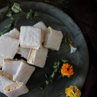 Coffee Hazelnut Cardamom Marshmallows