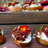 Feta Sun-Dried Tomatoes Bruschetta