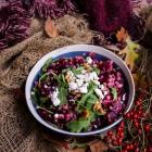 Roasted Beetroot Buckwheat Salad