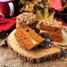 Pumpkin Dulce de Leche Mini Cakes