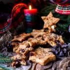 Cheddar Cranberry Walnut Biscuits