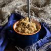 Creamy Prune Millet Porridge