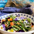Smoked Salmon Orzo Salad