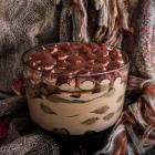 Spiced Pumpkin Tiramisu Trifle
