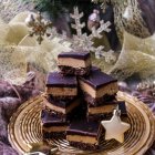 Gingerbread Nanaimo Bars