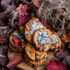 Sun-Dried Tomato Blue Cheese Cookies