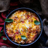 Mushroom Chicken Crêpe Cannelloni