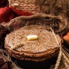 Gluten-Free Buckwheat Crêpes