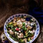 Potato Tuna Feta Salad