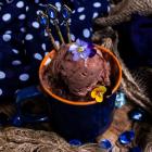 Chocolate Cherry Almond Ice Cream