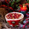 Chestnut Pomegranate Hummus
