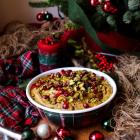 Pistachio Pomegranate Hummus