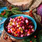 Vinaigrette (Vinegret) Salad