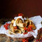 Ground Beef Stuffed Crêpes