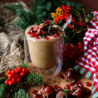 Chestnut Potato Christmas Soup