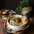 Creamy Smoked Oyster Dip