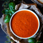 Sweet Pepper Tomato Soup