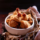 Dulce de Leche Coconut Macaroons