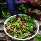 Cherry Couscous Salad
