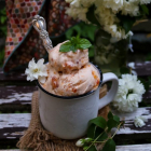 Cloudberry Jam Ice Cream