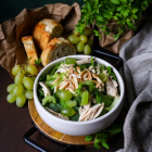 Chicken Celery Grape Salad