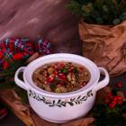 Porcini Mushroom Chestnut Soup