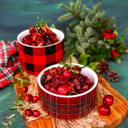 Cranberry Almond Relish