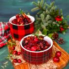Cranberry Almond Relish