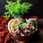 Shawarma-Inspired Skillet Chicken