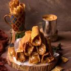Waffle Tubes (Trubochki)