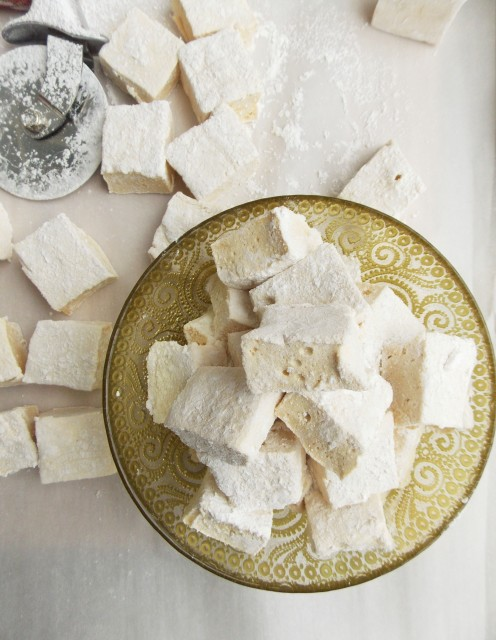 Maple Syrup Marshmallows (2)