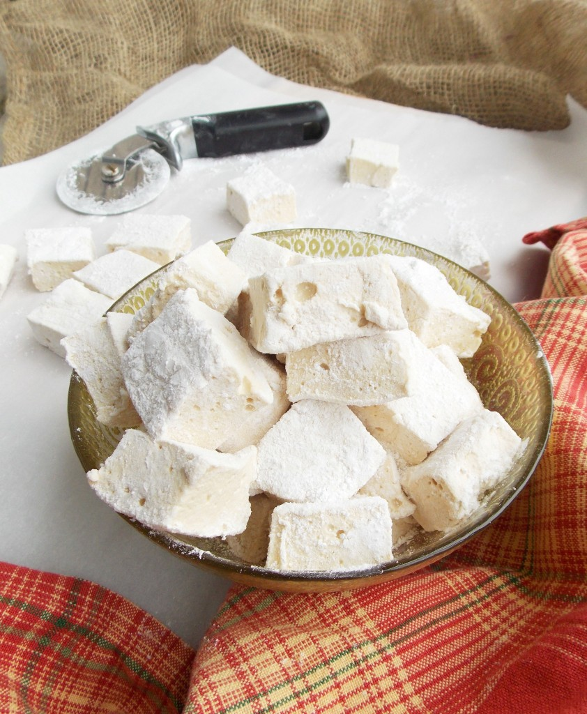 Maple Syrup Marshmallows (6)