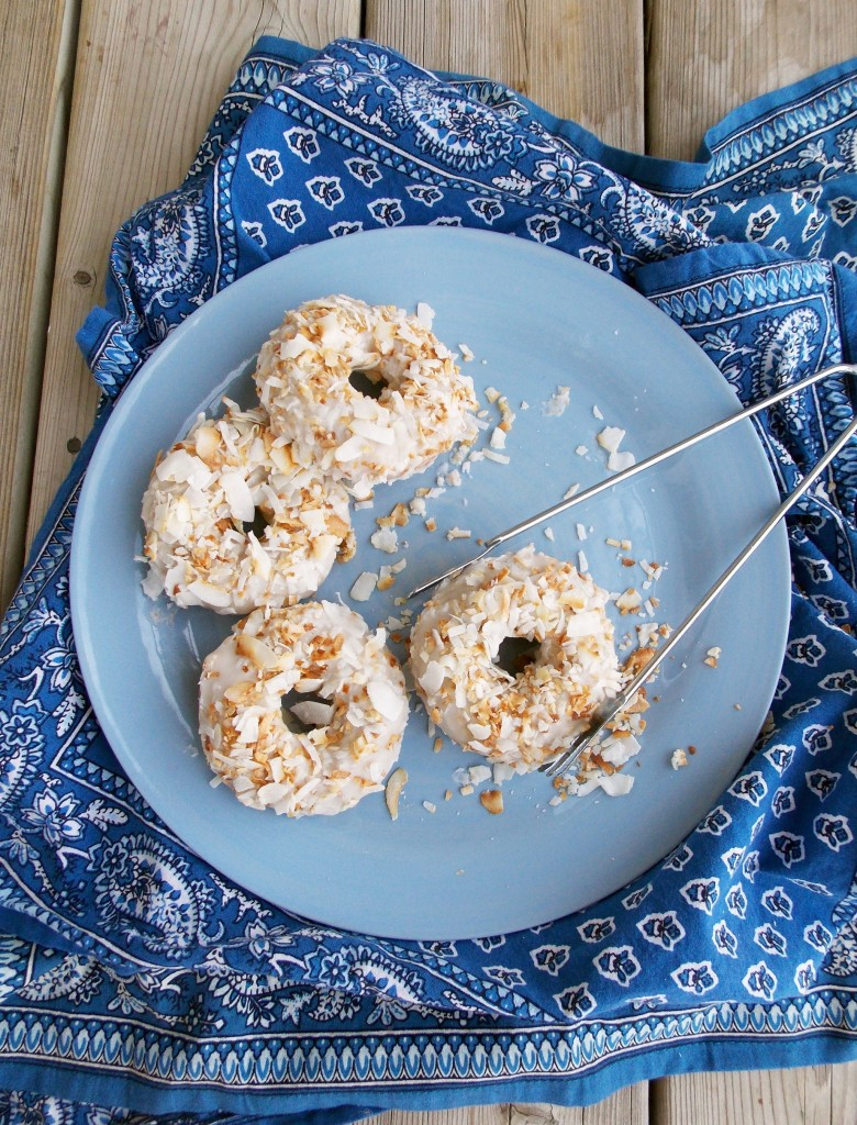 Toasted Coconut Cake Donuts (2)