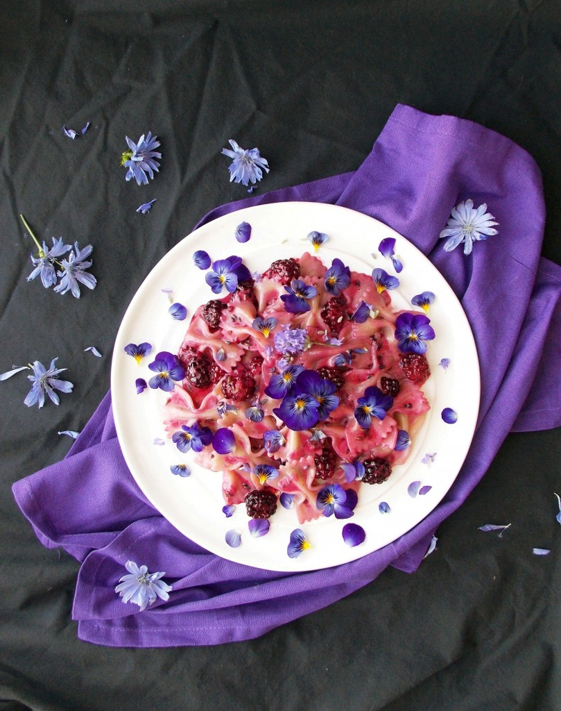 Blackberry Lavender Pasta (8)