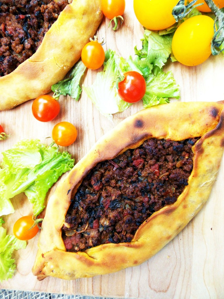 Meat Pide|Havocinthekitchen.com