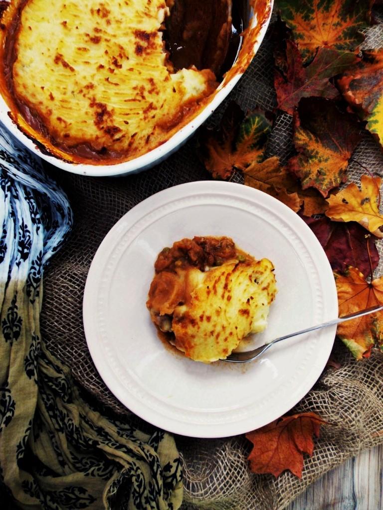 Chicken Livers and Hearts Shepherd's Pie|Havocinthekitchen.com