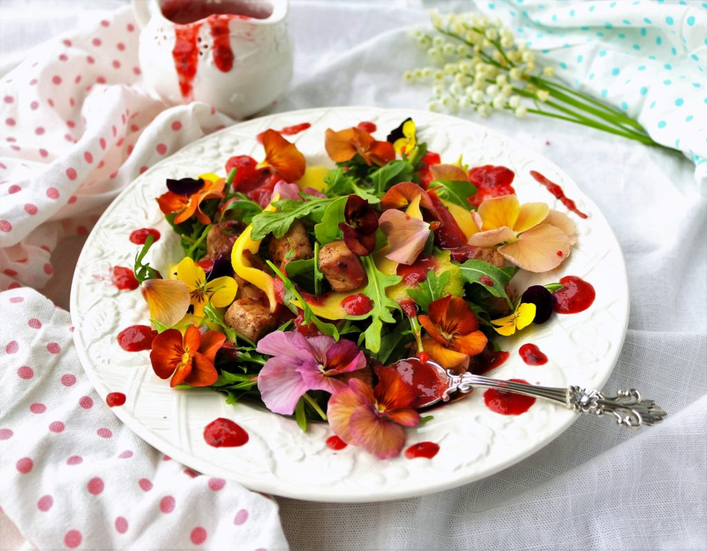 Mango Pork Salad|Havocinthekitchen