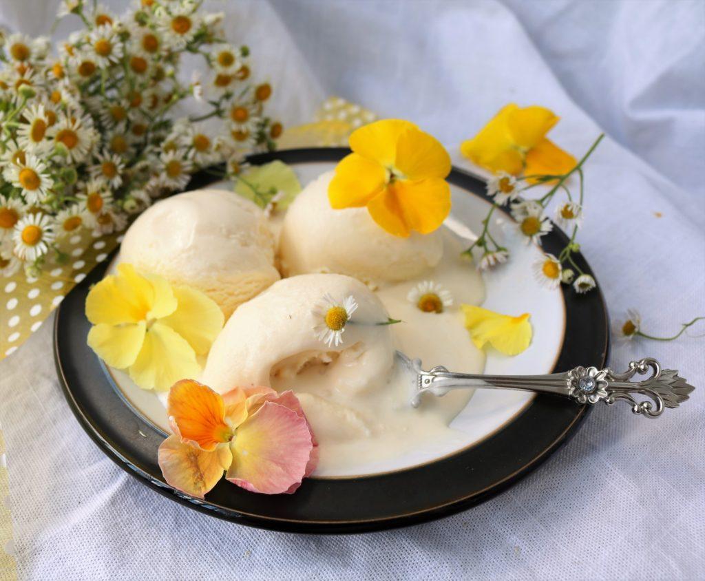 Limoncello Ice Cream|Havocinthekitchen.com