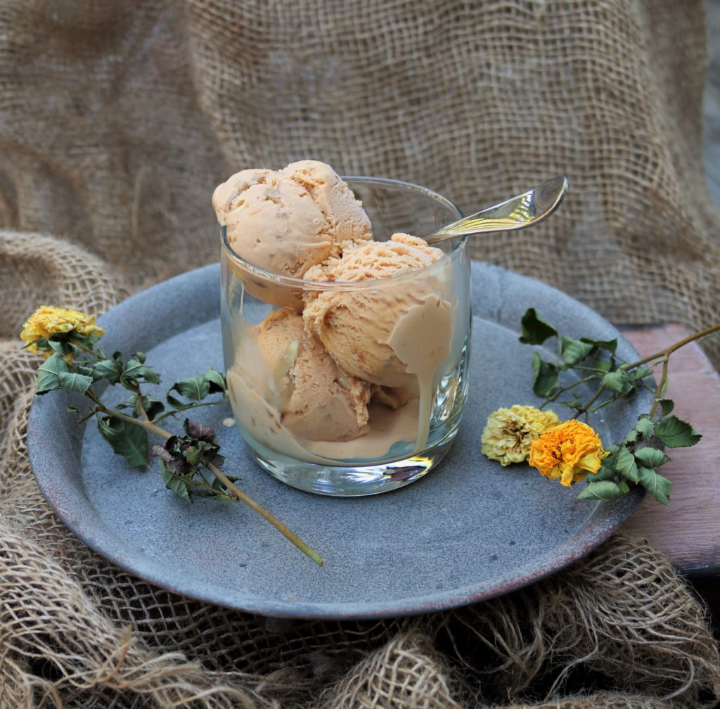 Dulce De Leche Bailey's Ice Cream|Havocinthekitchen.com