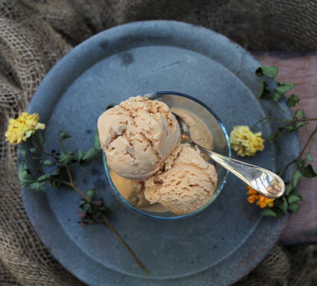 Dulce De Leche Bailey's Ice Cream|Havocinthekitchen.com