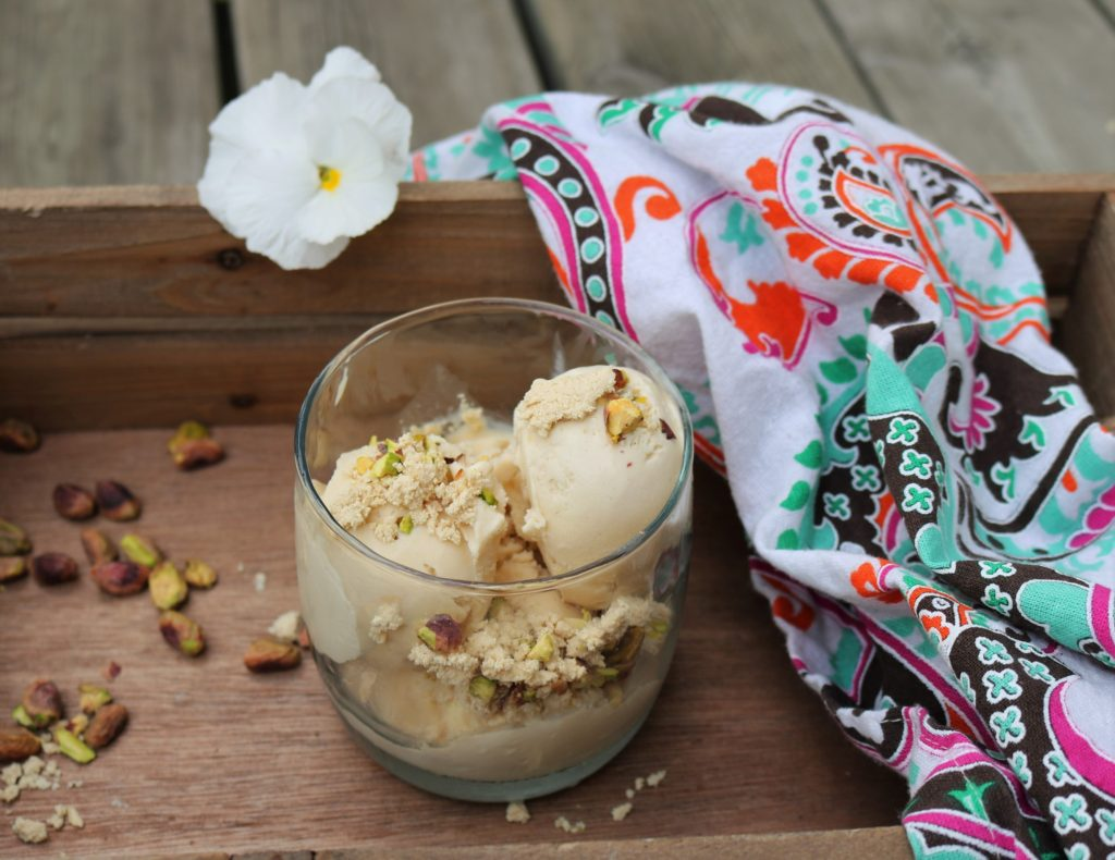 Halva Ice Cream - Havoc In The Kitchen